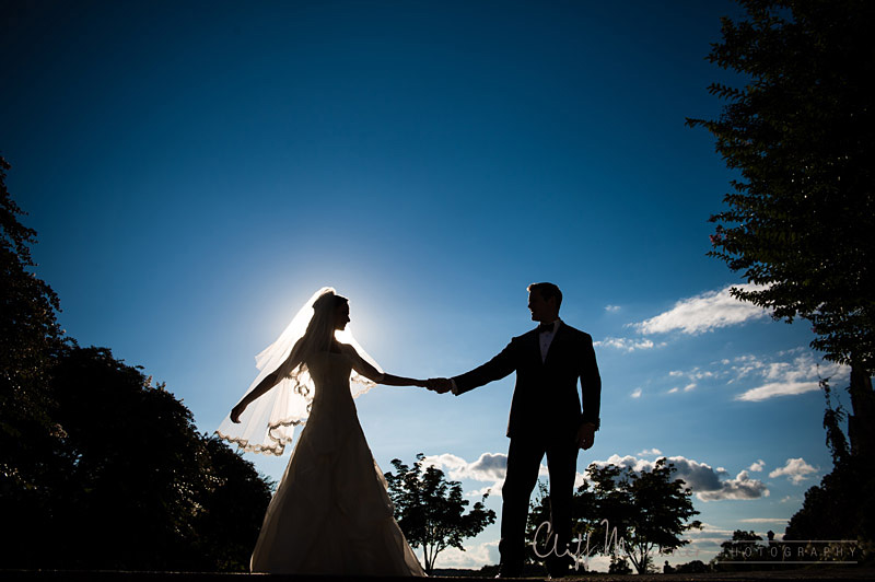 Bryn Athyn Cathedral + Cairnwood Estate Wedding