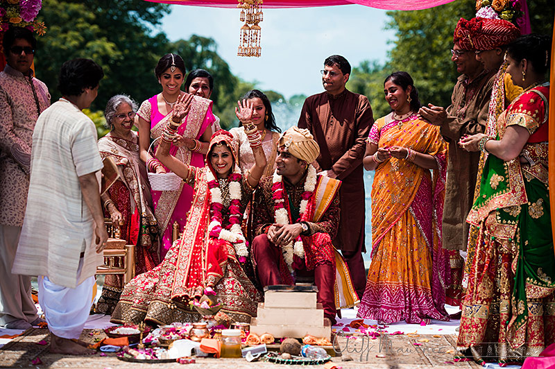 Indian Wedding at The Touch Museum in Philadelphia