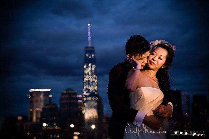 Liberty House Wedding in Jersey City, NJ