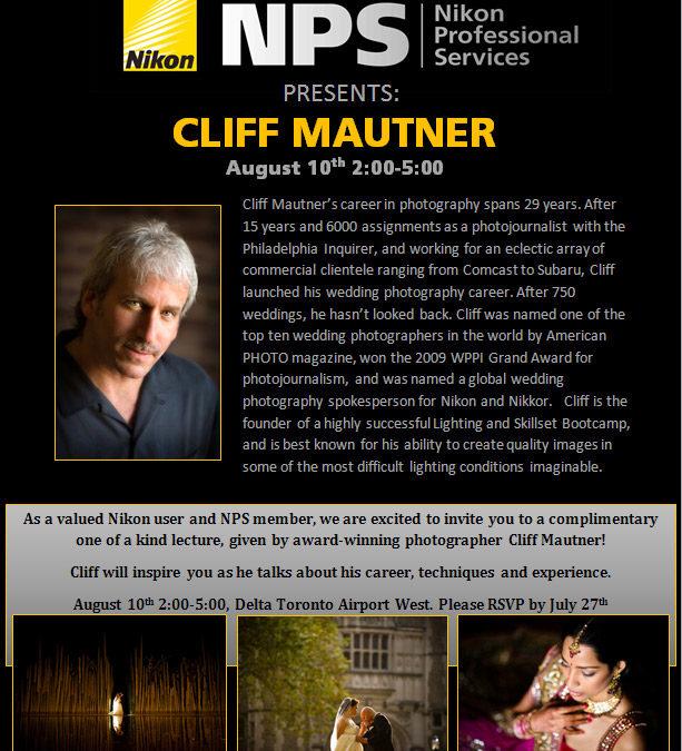 FREE Seminar for NPS Canada Members