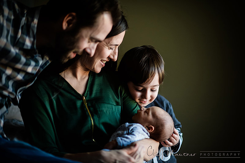Philadelphia Family Portraits with the Nikon Df