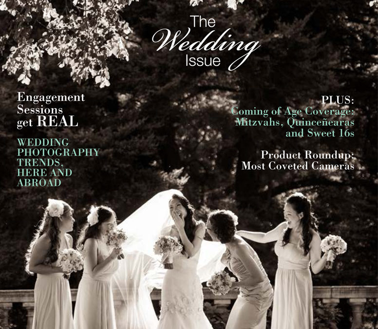 Rangefinder Magazine Cover and Feature Story