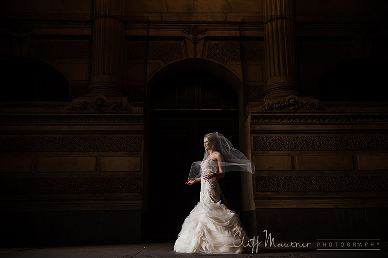 Franklin Institute Weddings-Jessica and Noah
