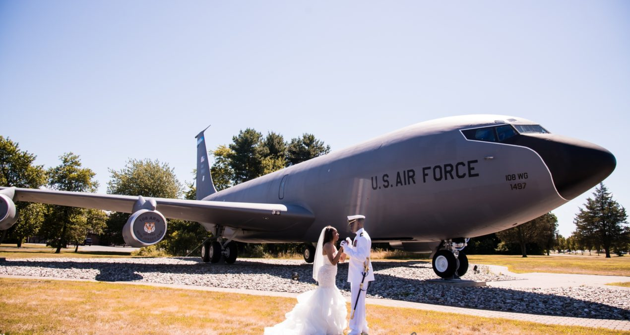 "Fort Dix ""I Do's""."